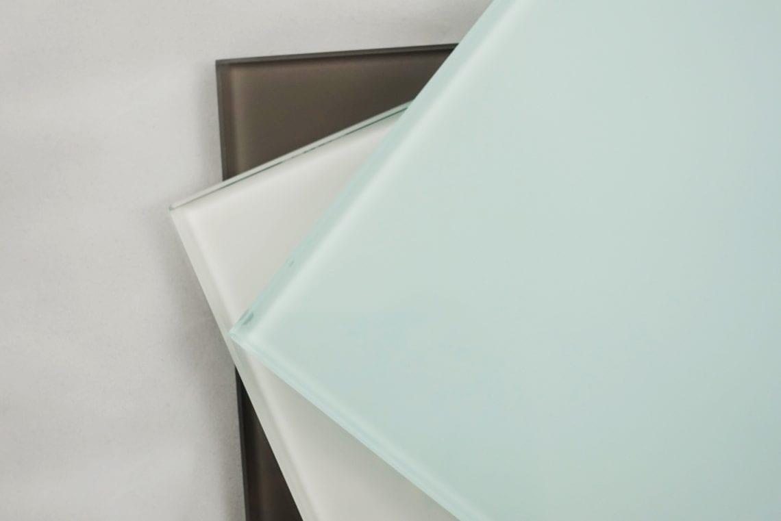 IMagicGlass Back Painted Glass Sample