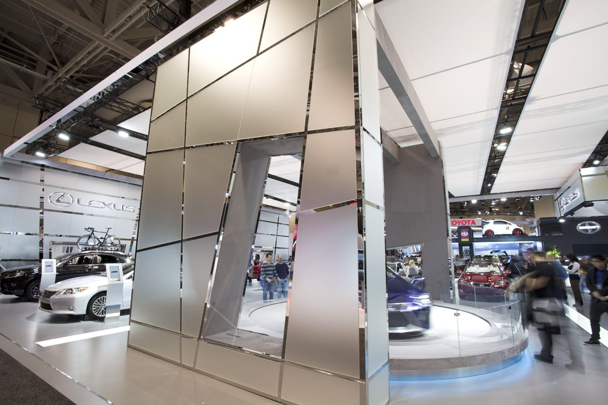 Lexus Toronto Auto Show