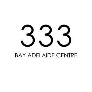 333 Bay Adelaide Centre Logo
