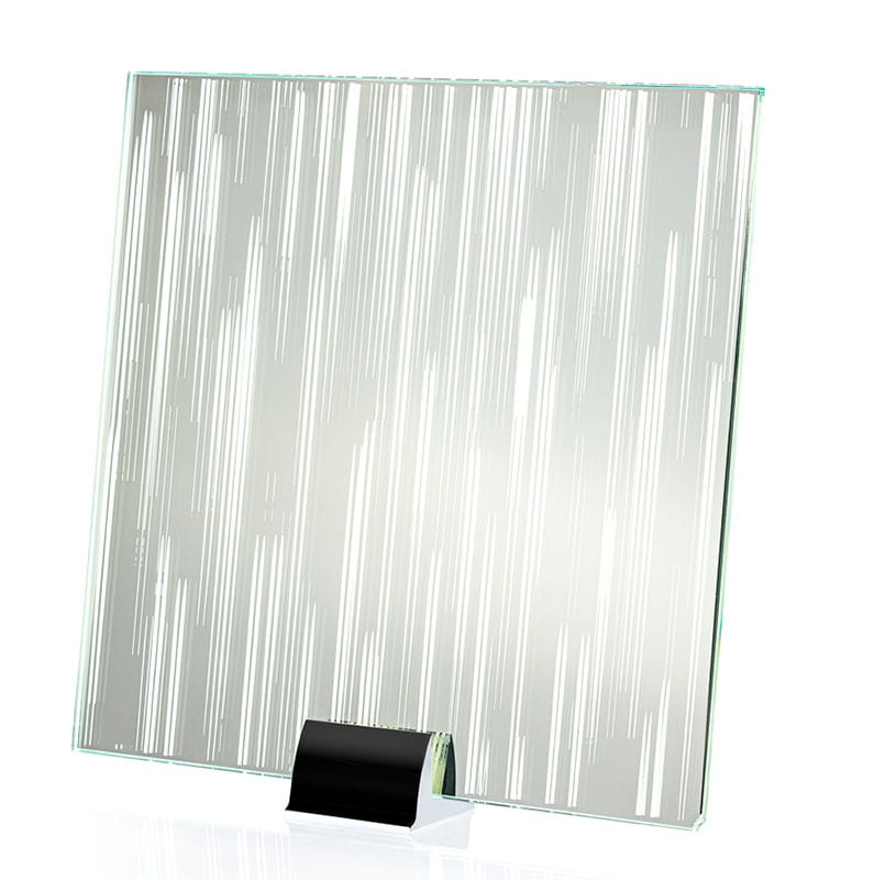 1537-ALT-Lines Etched and Laminated Mirror