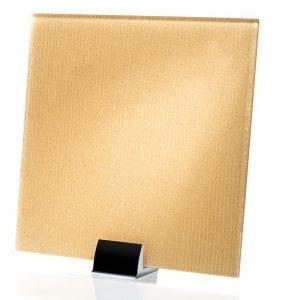 3012-ALT-Stain Wishbone Oso-Fabric Laminated Glass