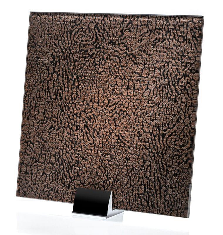3015-ALT-Satin Wishbone Argento-Fabric Laminated Glass