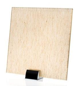 3031-ALT Linen Sand Fabric Laminated Glass