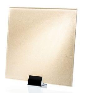 3035-ALT Faux Nuage Fabric Laminated Glass