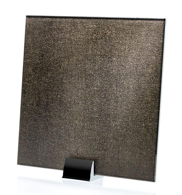3038-ALT Satin Faux Moderne Fabric Laminated Glass