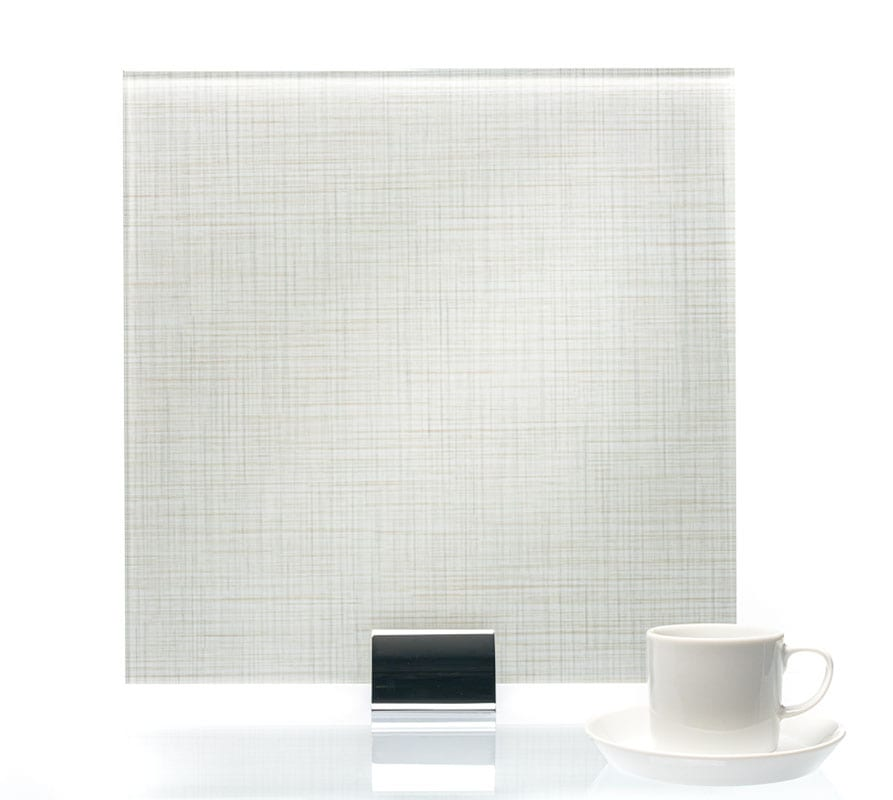 3084-Satin Tailored Smoke Vinyl Laminated Glass
