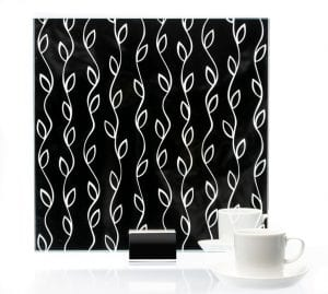 IM 3308-Vine Pattern Etched Mirror