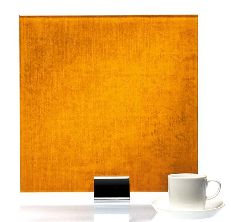 IM3069-Velvet Beige Fabric Laminated Glass