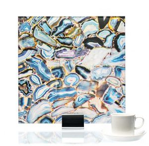 IM 3318 Wild Agate Printed Glass